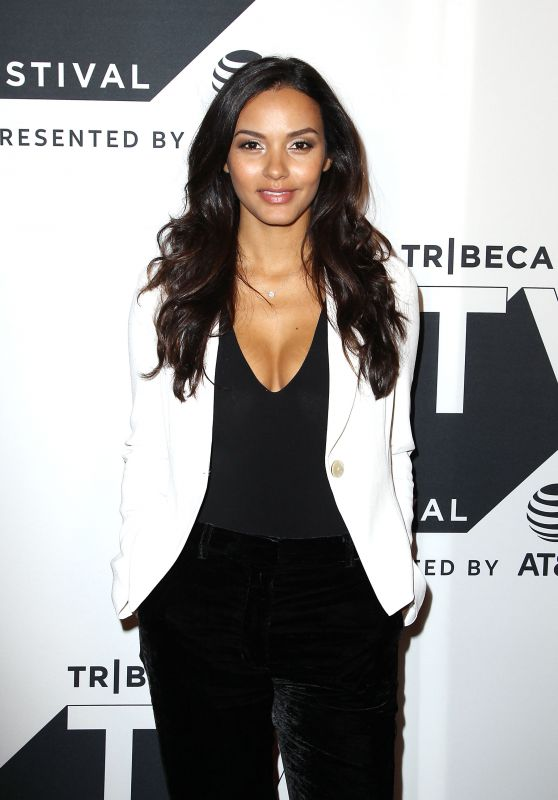 JESSICA LUCAS at Gotham Sneak Peek at Tribeca TV Festival in new York 09/23/2017