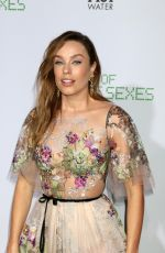JESSICA MCNAMEE at Battle of the Sexes Premiere in Los Angeles 09/16/2017