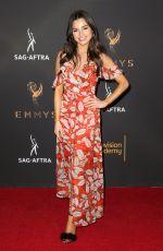 JESSICA MERAZ at Dynamic & Diverse Emmy Reception in Los Angeles 09/12/2017