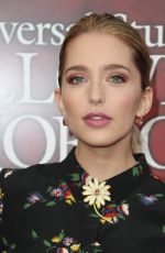 JESSICA ROTHE at Halloween Horror Nights Opening Night in Hollywood 09/15/2017