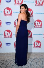 JESSICA WRIGHT at TV Choice Awards in London 09/04/2017