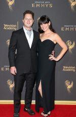 JILLIAN LEIGH at Creative Arts Emmy Awards in Los Angeles 09/10/2017
