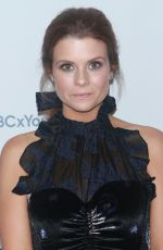 JOANNA GARCIA at ABC Tuesday Night Block Party in New York 09/23/2017