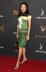 JODI LONG at Dynamic & Diverse Emmy Reception in Los Angeles 09/12/2017