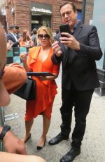 JODIE SWEETIN Arrives at AOL Build Studios in New York 09/18/2017