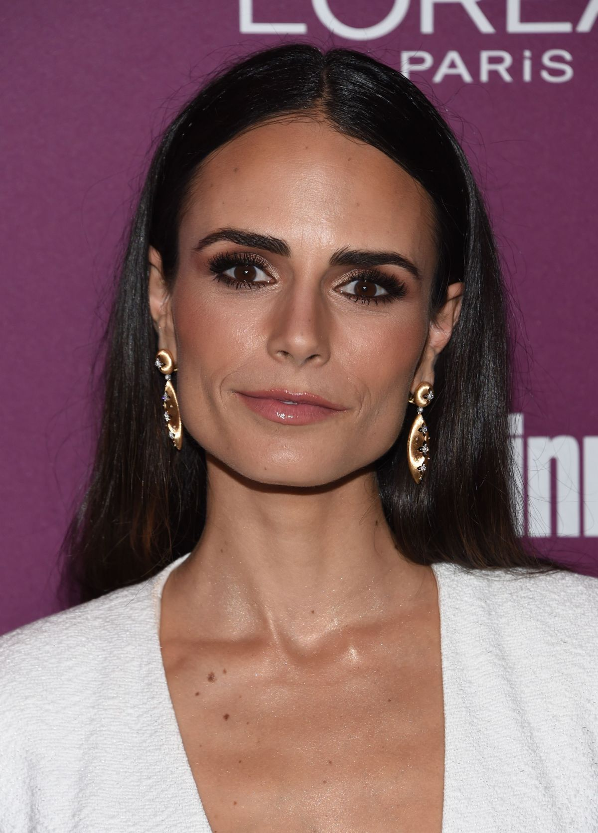 15 Jordana Eggplant 20 1 49: JORDANA BREWSTER At 2017 Entertainment Weekly Pre-emmy