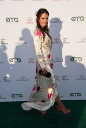 JORDANA BREWSTER at Environmental Media Awards in Santa Monica 09/23/2017