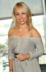 JORGIE PORTER at BGC Charity Day in London 09/11/2017