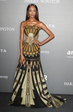 JOURDAN DUNN at Amfar Gala in Milano 09/21/2017