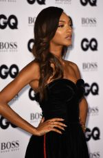 JOURDAN DUNN at GQ Men of the Year Awards 2017 in London 09/05/2017