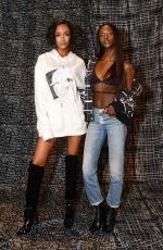 JOURDAN DUNN at Rochambeau Fashion Show at New York Fashion Week 09/10/2017