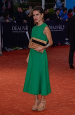 JOYCE JONATHAN at Mother! Premiere at 43rd Deauville American Film Festival 09/08/2017