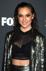 JUDE DEMOREST at Fox's New Wednesday Night Lineup Celebration in New York 09/23/2017