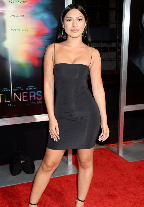 JULIA KELLY at Flatliners Premiere in Los Angeles 09/27/2017