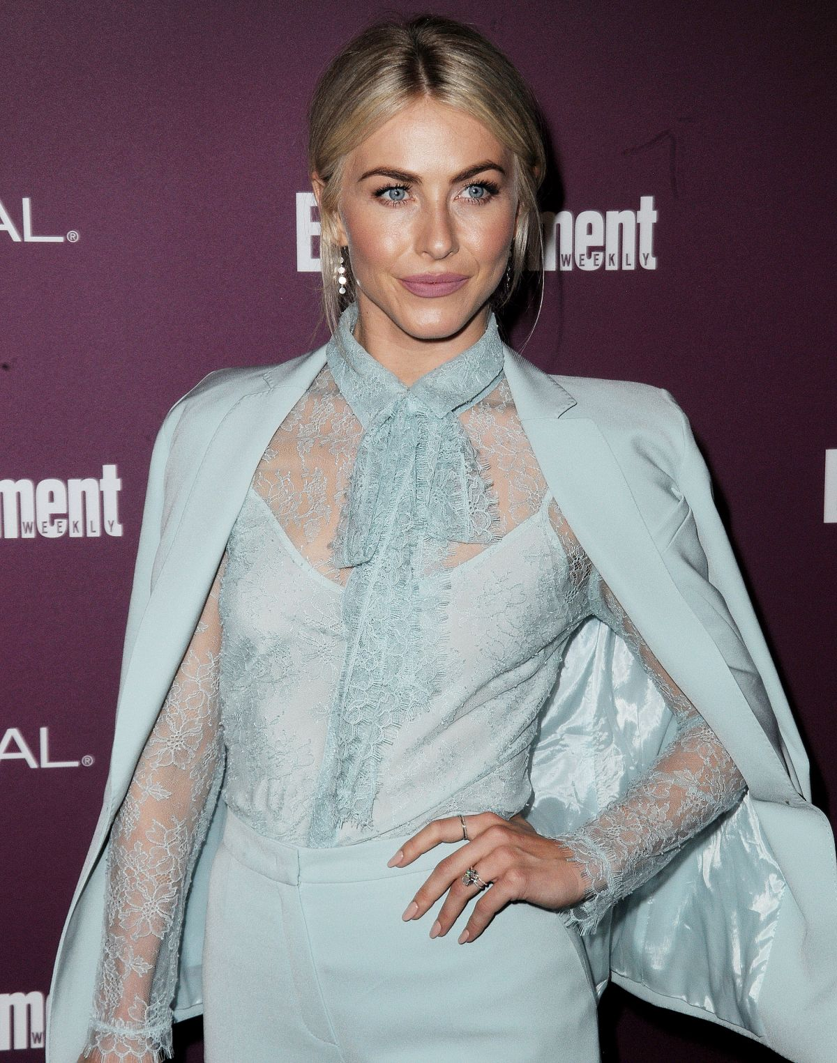JULIANNE HOUGH at 2017 Entertainment Weekly Pre-emmy Party in West Hollywood 09/15/2017