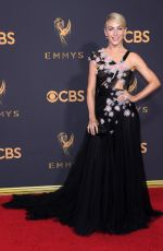 JULIANNE HOUGH at 69th Annual Primetime EMMY Awards in Los Angeles 09/17/2017