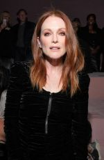 JULIANNE MOORE at Tom Ford Spring/Summer 2018 Runway Show at NYFW 09/06/2017