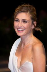 JULIE GAYET at The Insult Premiere at 74th Venice International Film Festival 08/31/2017