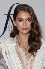 KAIA GERBER at Daily Front Row's Fashion Media Awards in New York 09/08/2017