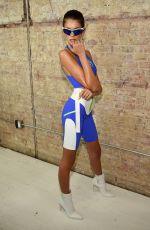 KAIA GERBER at Fenty Puma by Rihanna Spring/Summer 2018 Fashion Show at NYFW in New York 09/10/2017
