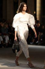 KAIA GERBER at Isabel Marant Fashion Show at Paris Fashion Week 09/28/2017