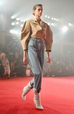 KAIA GERBER at Off/white Show at Paris Fashion Week 09/28/2017