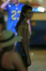 KAIA GERBER Leaves Chili Cook-off Event in Malibu 09/04/2017
