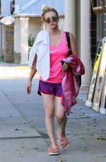 KALEY CUOCO Leaves Yoga Class in Sherman Oaks 09/05/2017