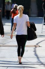 KALEY CUOCO Out and About in Los Angeles 09/28/2017