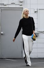 KARLIE KLOSS Leaves Fitness Shoot in West Hollywood 09/03/2017