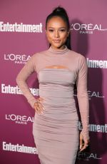 KARRUECHE TRAN at 2017 Entertainment Weekly Pre-emmy Party in West Hollywood 09/15/2017