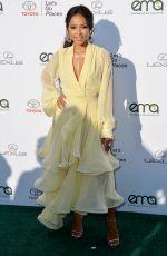 KARRUECHE TRAN at Environmental Media Awards in Santa Monica 09/23/2017
