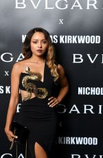 KAT GRAHAM at Bvlgari Celebrates Serpenti Forever by Nicholas Kirkwood in Milan 09/20/2017