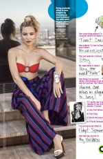 KATE HUDSON in Cosmopolitan Magazine, October 2017 Issue