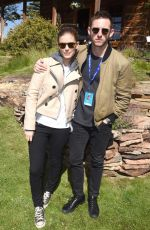KATE MARA and Jame Bell at 2017 Telluride Film Festival in Colorado 09/02/2017