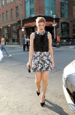 KATE MARA Arrives at Chappaquiddick Party in Toronto 09/10/2017