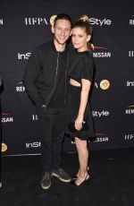 KATE MARA at hfpa & Instyle Annual Celebration of 2017 TIFF 09/09/2017