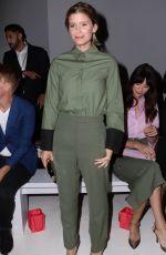 KATE MARA at Noon by Noor Fashion Show at New York Fashion Week 09/07/2017