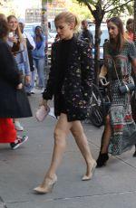 KATE MARA Out at New York Fashion Week 09/08/2017