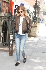 KATE MARA Out in New York 09/08/2017