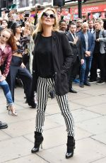 KATE MOSS at Reserved Shop Opening in London 09/05/2017