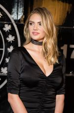 KATE UPTON at Canada Goose 60th Anniversary Party in Toronto 09/09/2017