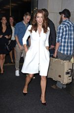 KATE WALSH at Today Show in New York 09/18/2017