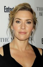 KATE WINSLET at The Mountain Between Us Special Screening in New York 09/26/2017