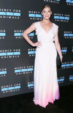 KATEE SACHOFF at Mercy for Animals Annual Hidden Heroes Gala in Los Angeles 09/23/2017
