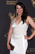 KATHRYN BURNS at Creative Arts Emmy Awards in Los Angeles 09/10/2017