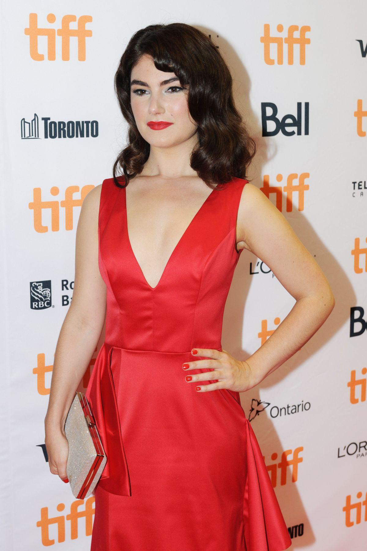 KATIE BOLAND at 2017 Toronto International Film Festival Soiree 09/06/2017