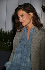 KATIE HOLMES at 2017 US Tennis Open in New York 09/07/2017