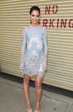 KATIE HOLMES at Lanyu Fashion Show at New York Fashion Week 09/11/2017