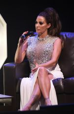 KATIE PRICE at Opening Night of Her Tour An Audience with Katie Price in Preston 09/01/2017